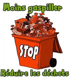 Recette Moins gaspiller et réduire les déchets en cuisine
