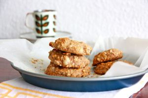 Recette Cookies vegan à la banane