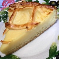 Recette Tarte au libouli ou la tarte «à gros bords»  ou la tarte «au papin»