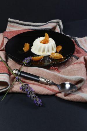 Recette Entremets fromage blanc et abricots