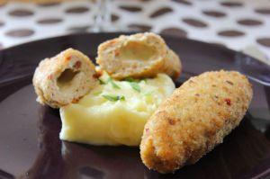 Recette Croquettes de poulet (nuggets) à l'italienne