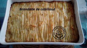 Recette Brandade de cabillaud (cookéo)