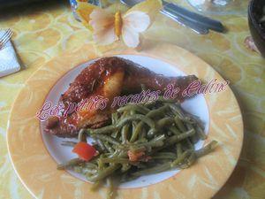 Recette Cuisses de poulet enragées