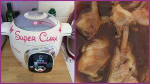 Recette Cookéo : Recette du poulet au Coca