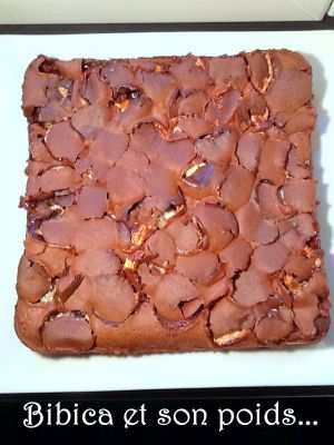 Recette Brownies au chamallows
