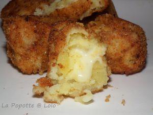 Recette Croquettes Raclette
