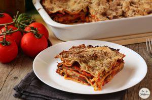 Recette Lasagnes aux légumes d'été, sauce au pesto - un plat vegan pour toute la famille