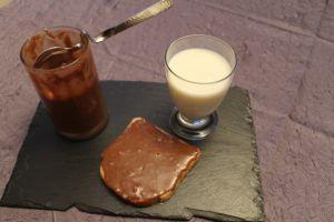 Recette Pâte à tartiner choco-noisettes