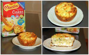 Recette Cake courgette-fêta et menthe