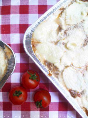 Recette Lasagnes napolitaines maison