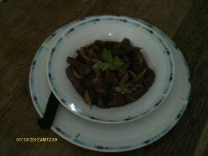 Recette Foie de veau poêlé aux oignons
