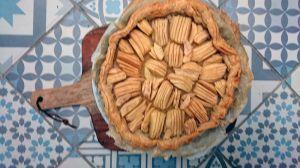 Recette Tarte Rustique aux Pommes comme chez mamie