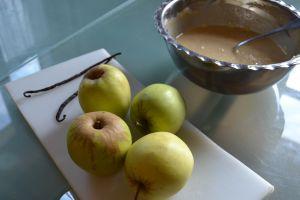 Recette Cake aux pommes et aux amandes (sans gluten)