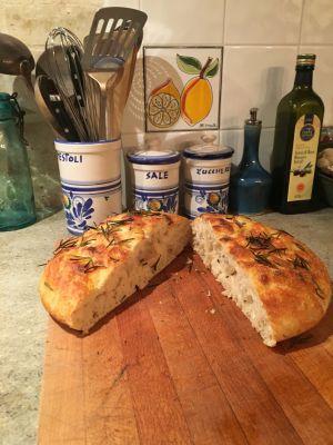 Recette A la découverte de la pâte pour la pizza et la focaccia