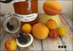 Recette Confiture Mirabelles-Abricots et Fève {Tonka}