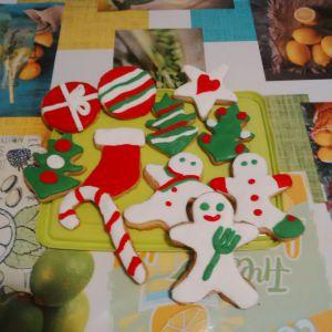 Recette Sablés à la vanille de Noël