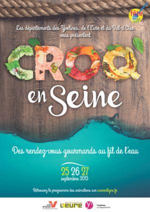 Recette Tartines créatives et gourmandes de Croq'en Seine