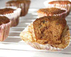 Recette Muffins aux dattes pour le goûter