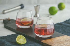 Recette Cocktail au Bombay Sapphire et Grand-Marnier