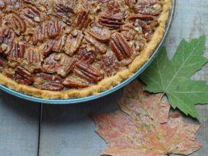 Recette Tarte aux noix de pécan (tarte aux pacanes)