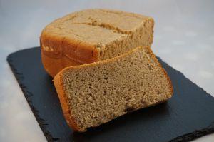 Recette Pain de mie sans gluten à la machine à pain