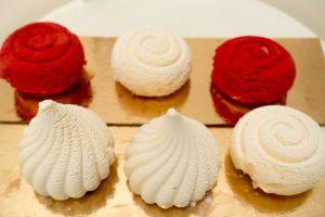 Recette Mini entremets mascarpone fruits rouges russian tale