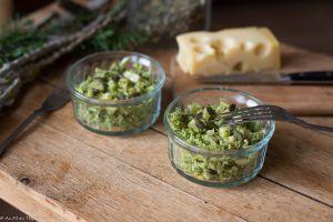 Recette Taboulé de brocolis et emmenthal