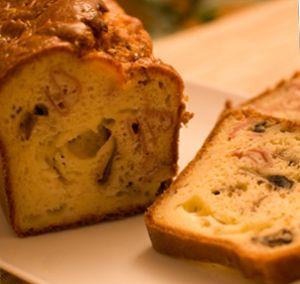 Recette Cake Auvergnat