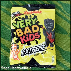 Recette Bonbons very bad kids extreme [#friandise #bonbons #carambar]