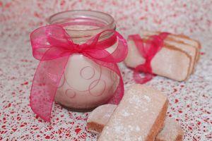 Recette Yaourts Maison aux Biscuits Roses de Reims et Vanille