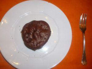 Recette Moelleux au chocolat au coeur de pâte à tartiner