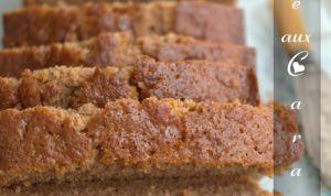 Recette Cake aux caprices / cake aux carambar