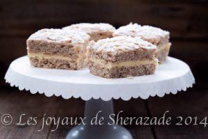 Biscuit roule les joyaux de sherazade