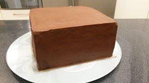 Recette Ganaches pour gateaux decores en pate a sucre