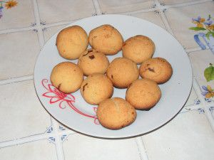 Recette Boules sablées à la pâte de datte