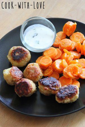 Recette FALAFELS {Vegan - Sans Gluten - Sans Lactose}