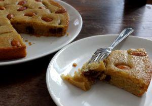 Recette Gâteau à la pâte de dattes
