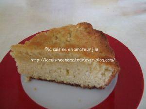 Recette Gâteau au mascarpone