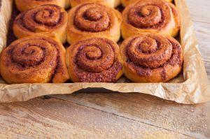 Recette Brioches maison à la cannelle, cinnamon rolls ou roulés à la cannelle