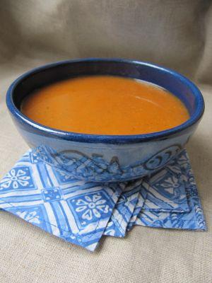 Recette Soupe de tomates