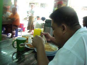 Recette Cuisine birmane