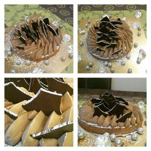 Recette Ma tarte au chocolat