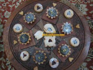 Recette Minis tartelettes caramel-chocolat