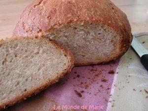 Recette Pain au graines de sésame en machine à pain