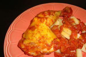 Recette Cuisse de poulet au chorizo