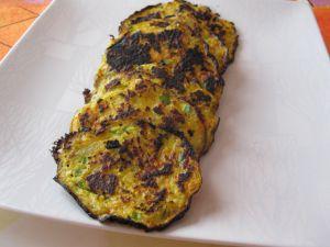 Recette Croquettes de légumes