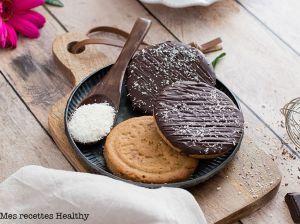 Recette Biscuit granola healthy fait maison