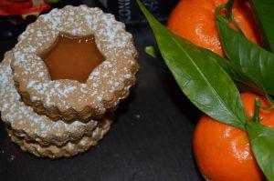 Recette Polenta cookies