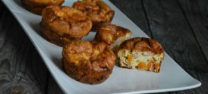 Recette Frittata petits pois carotte bacon