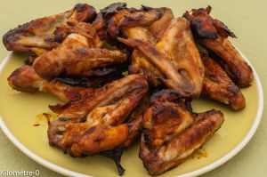Recette Poulet marines barbecue